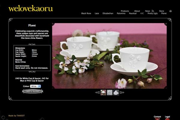 welovekaoru website